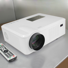 DH-TL261+ 3D function TV LCD Projector Full HD Widescreen Home Theater Proyector 50000hs lamp life Support 720P 1080P LED Beamer
