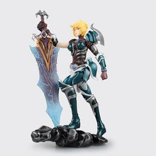 Action figure the exile Riven bunny collection doll pvc 20cm game heros figurine world as gift for kid juguetes brinquedos hot