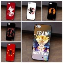 DBZ GokuTraining dragon ball Z fashion phone case for iphone 4 4s 5 5s 5c SE 6 6s 6 plus 6s plus 7 7 plus