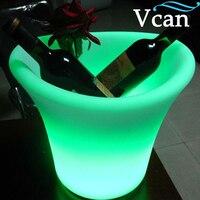 2013 New Fashion Led Light Ice Bucket VC I3627