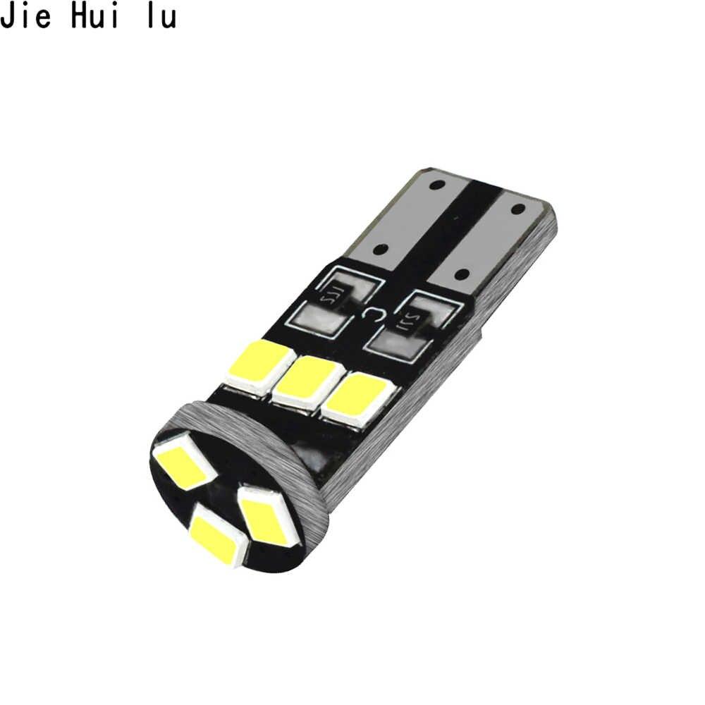 W5W T10 luz LED de coche 9 LED 2835 SMD luz Interior Domo mapa Stepwell bombilla cortesía luces de maletero fuente de fabricante lateral