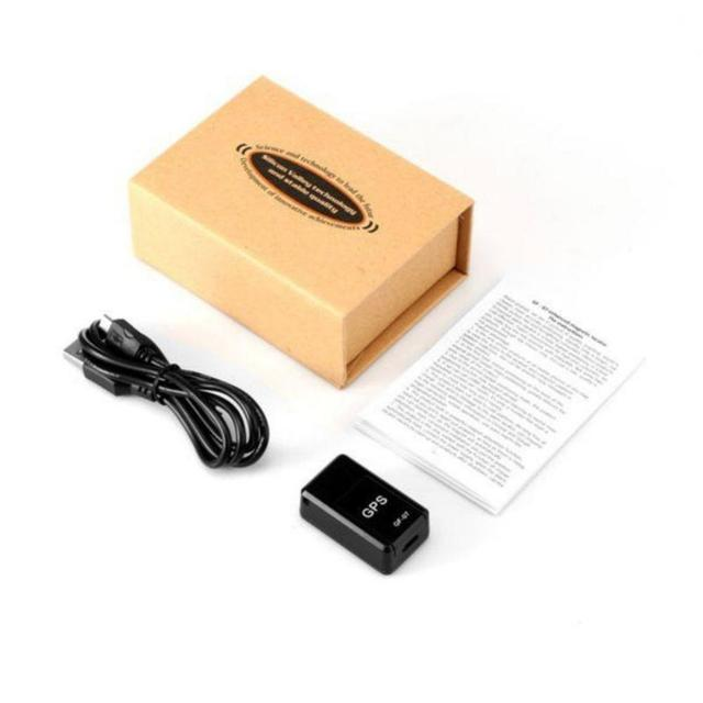 Mini Portable Magnetic GPRS Locator Tracker Car Gps Tracker Anti-Lost Recording Tracking Device Voice Control Can Record 4