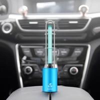 UVC disinfection bactericidal USB quartz lamp sterilizer car portable mite ozone UV sterilization home ultraviolet lamp