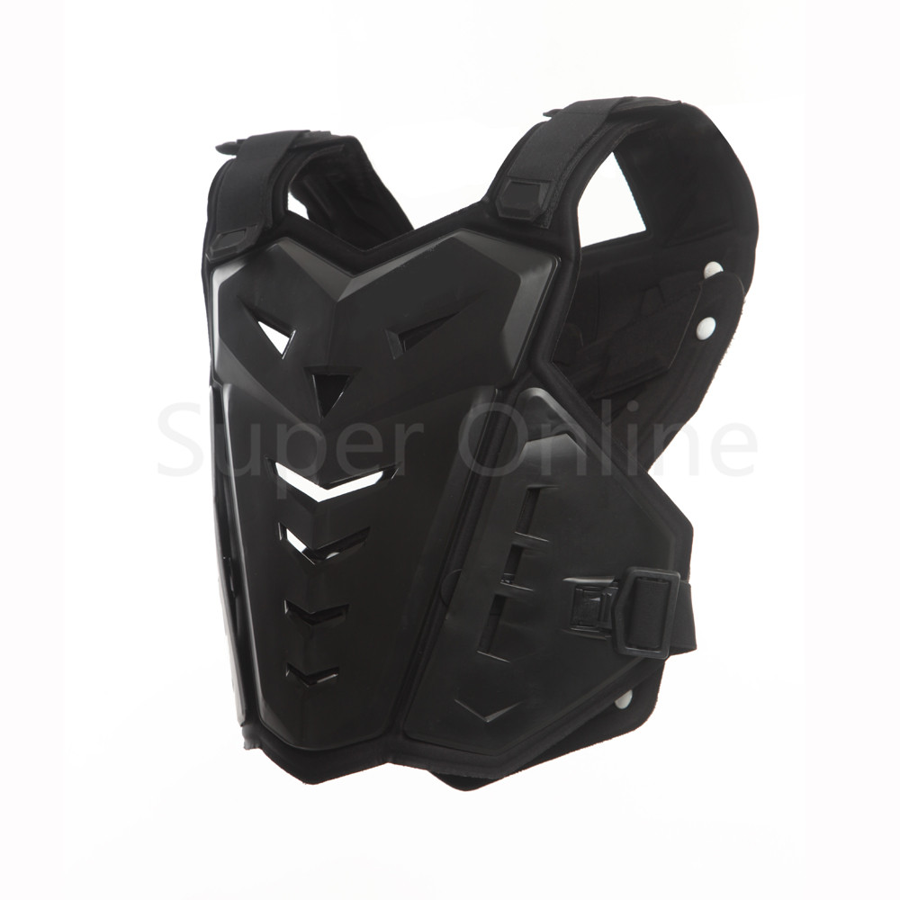 Motorcycle Armor Chest Back Body Armor Protector Armour Vest Motocross Protective Gears Jacket Moto Waistcoat