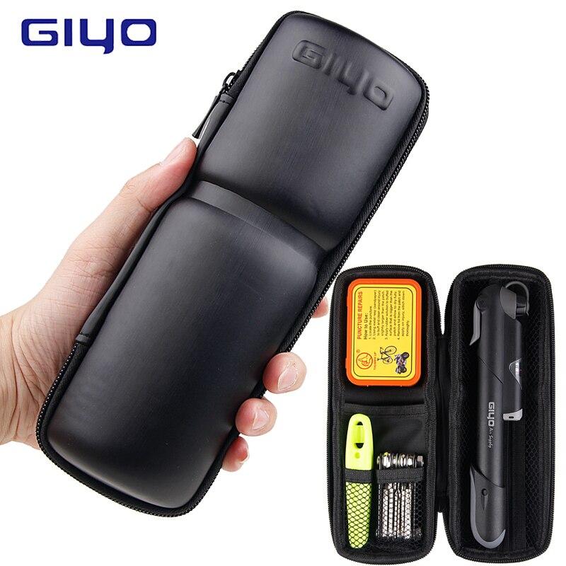 GIYO комплект для ремонта велосипеда, сумка для велосипеда, многофункциональные инструменты для велоспорта, набор инструментов для ремонта ш...