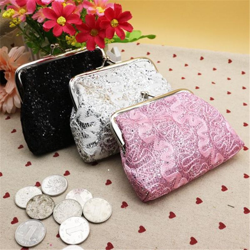 Brand new Women Coin Purses Fashion 2017mini Sequin Wallets clutch High quality women clutch Ladies bags portefeuille femme gift 2016 spring autumn cotton fashion boys clothes 3pcs children clothing sets long sleeve t shirt vest casual pants outfits b235