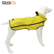 Light Breathable Dog Jacket Autumn Winter Keep Warm Rainproof Dogs Coat Outdoor