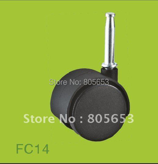 Wholesale Guaranteed 100% PA+Iron Furniture casters + free shipping