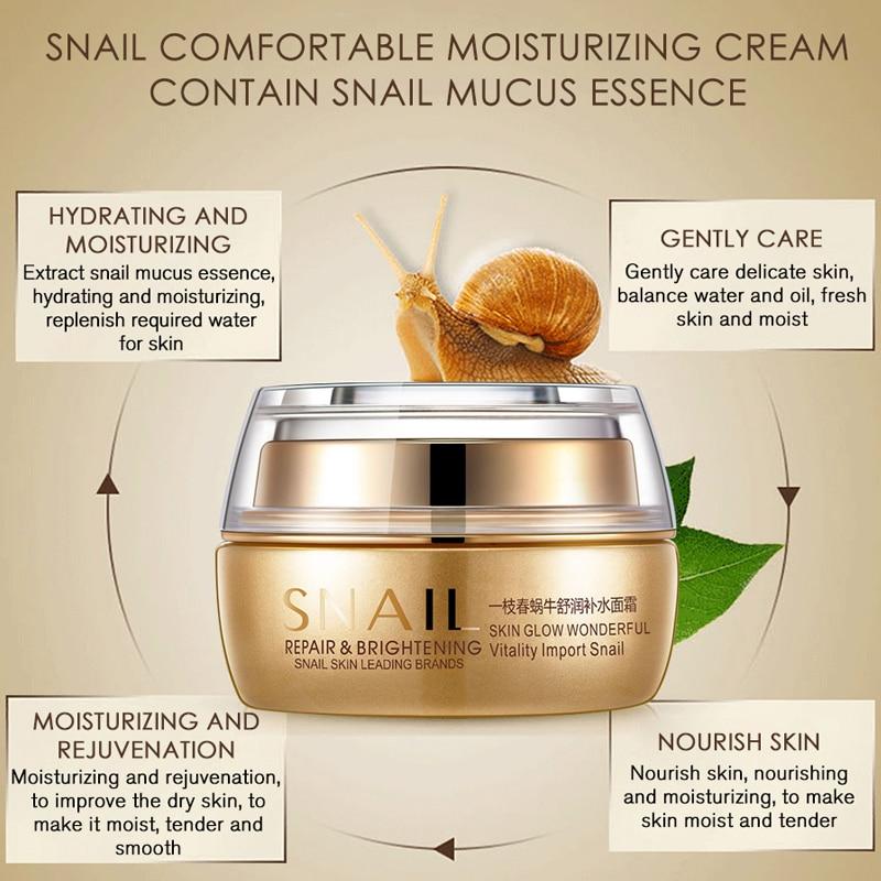 Crema facial hidratante para el aceite de caballo Eliminar Crema anti - Cuidado de la piel - foto 5