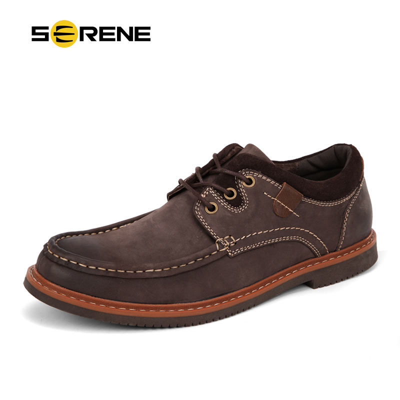 Sapatos Grand À Mode Style La ~ brown Occasionnels Hombre taille 77 Grande Hommes De Blue Travail Rétro coffee Chaussures En 28 Cuir Belle Mocassins dCoWQxerB