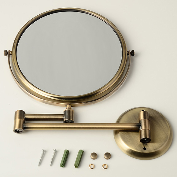 Extendable Wall Mirror Picture More Detailed Picture About 8 Double Side Bathroom Folding