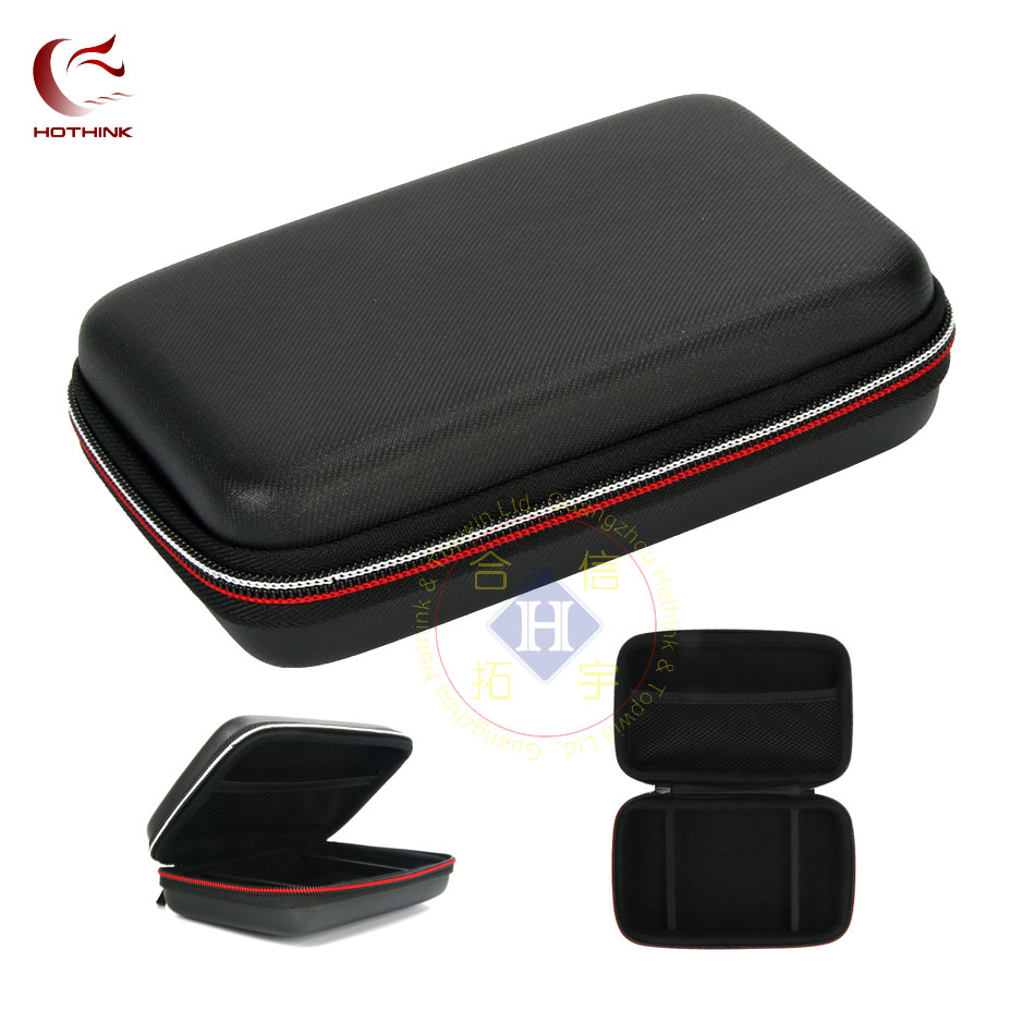 все цены на HOTHINK Black EVA Hard Protective Carrying Case Bag Pouch for Nintendo New 2DS XL / 2DS LL