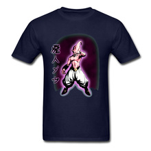 Young T-shirts Men Dragon Ball Tshirt Majin Z Fighter Street Tops Tees Piccolo Swag T Shirt Custom For Students Japan Anime Tee