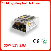 Manufacturers Selling Output 35W 12V 2 9A Switch Power S 35W 12v 2 9A LED Drive