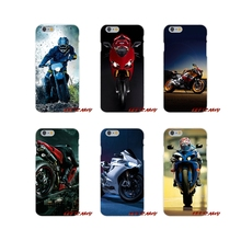 For Samsung Galaxy S3 S4 S5 MINI S6 S7 edge S8 S9 Plus Note 2 3 4 5 8 Accessories Phone Shell Covers Super Bike Motocross camo