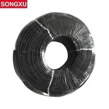 SONGXU 3 פינים אות חיבור מיגון DMX כבל DMX אות קו עבור שלב אור הזזת ראש par פחיות ערפל שימוש מכונה/SX AC023