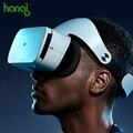 Caja de xiaomi mi vr 3d juego de realidad virtual gafas de sol auriculares para xiaomi mi5/mi5s/5S plus + de $ number ejes sensor bluetooth mando a distancia