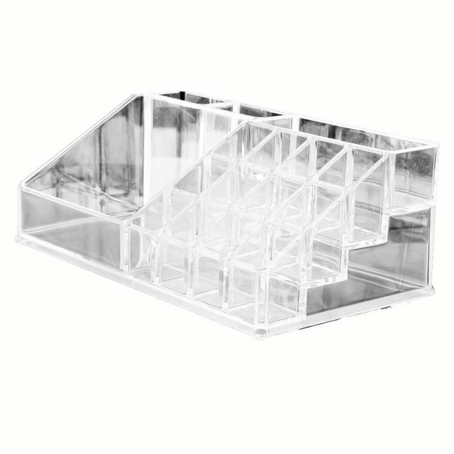 Wholesale 10*AUAU Cosmetic Organizer Makeup Organizer Storage Rack order 16 subjects