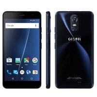 Оригинал Geotel Примечание 4 Г Мобильный Телефон Android 6.0 3 ГБ RAM 16 ГБ ROM MTK6737 Quad Core 720 P 13MP Dual SIM 5.5 дюймов Сотовый телефоны
