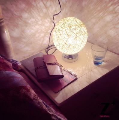 Replica item Random Light Table Lamp Modern Lighting Could Customized Light abajur