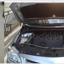 Подходит для Toyota Corolla 2007 2008 2009 2010 2011 2012 2013 аксессуары для автомобиля капот Газовый амортизатор стойки Поддержка автомобиля Стайлинг