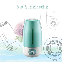 Air Humidifier Home Mute Office Air Conditioning Purification Humidifier
