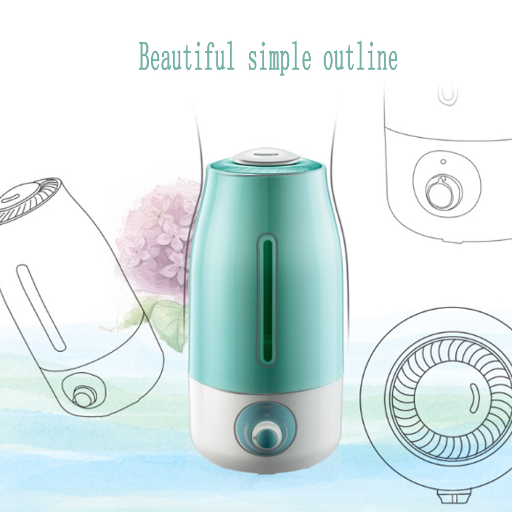 Air humidifier home mute office air conditioning purification humidifier humidifier home mute high capacity bedroom office air conditioning air purify aromatherapy machine