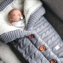 Śpiwór kocyk dla niemowlaka do wózka