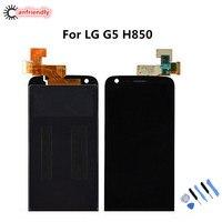 Pour LG G5 H850 Écran lcd + Écran Tactile de Remplacement Digitizer assemblée Pour LG Optimus G5 G 5 lgg5 remplacer lcd écran