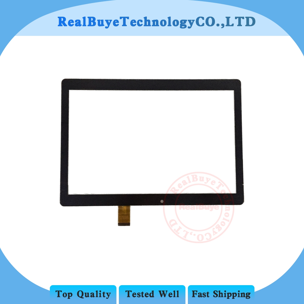 10.1 touch screen panel Digitizer for <font><b>DIGMA</b></font> PLANE 1710T 4G PS1092ML/1601 3G PS1060MG/<font><b>1550S</b></font> 3G PS1163MG/1104S 3G TS1087MG Tablet image