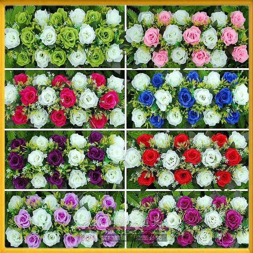785ea6c40 زهور الزفاف باقات الزفاف الطريق الرصاص الزهور زهور الزفاف ديكور لل زفاف