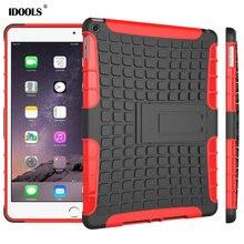 Para apple ipad air 2 ipad 6 case anti del polvo de la alta calidad plástico magnético coque 9.7 pulgadas tablet cases bolsa para ipad air 2 Fundas