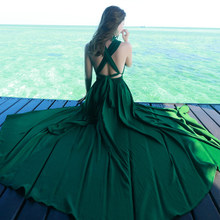 fe06eea1fc731 Popular Green Strapless Chiffon Dress-Buy Cheap Green Strapless ...