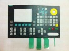 6FC5500-0BA00-0AA0 6FC5 500-0BA00-0AA0 Membrane Keypad For SINUMERIK 801 Repair, HAVE IN STOCK
