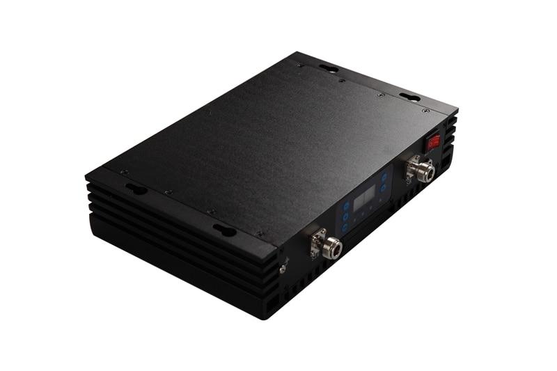 Tri bande GSM 900 mhz 3G UMTS 2100 mhz 4G 2600 mhz 70dB amplificateur cellulaire Mobile GSM 900 3G WCDMA 2100 LTE 2600 Signal répétez S32 - 3