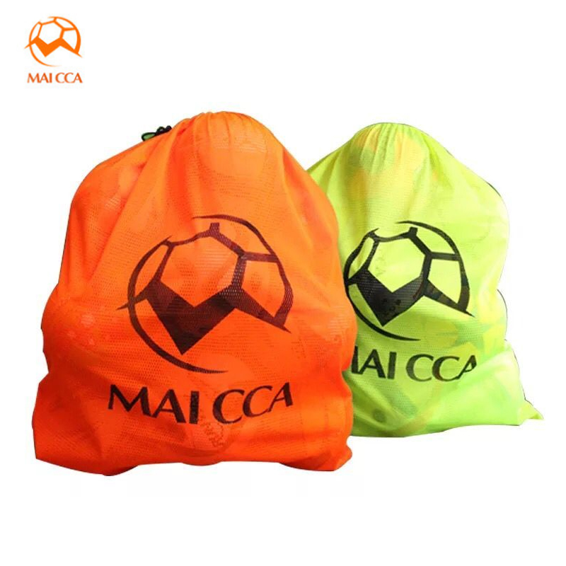 MAICCA Portable Basketball training bag Super big for Soccer volleyball ball bags sports Football training carrying bag