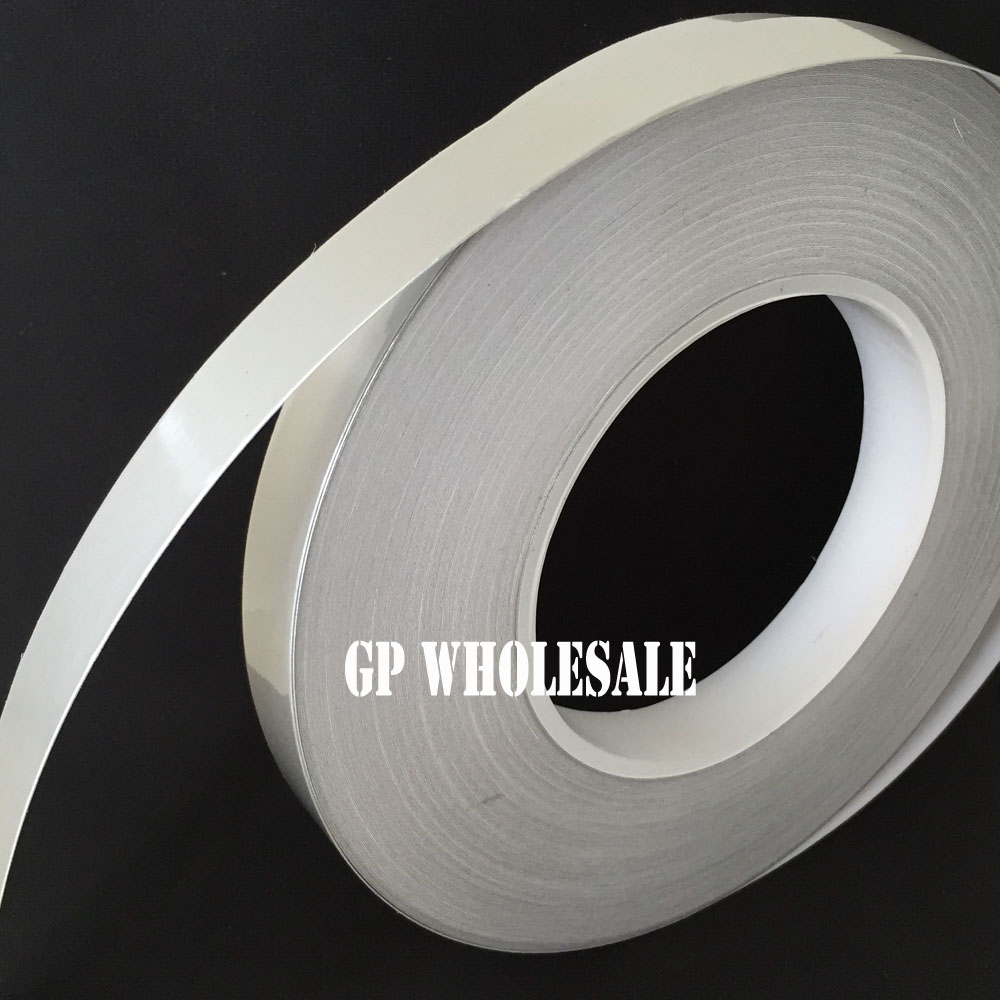 10cm 100mm* 50 meters*0.078mm Mylar Aluminum Foil Tape , Can't be Torn Easily, Customize as Request ,freeshipping  #FC50