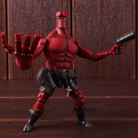 Hellboy Movie Figurine 1/2 Scale Figure Hellboy 1000 Toys Dark Horse Comics Action Figure Collectible Model Toy