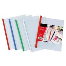 5 Pcs/Lot Plastic A4 File Folder for School Stationery & Office Supply