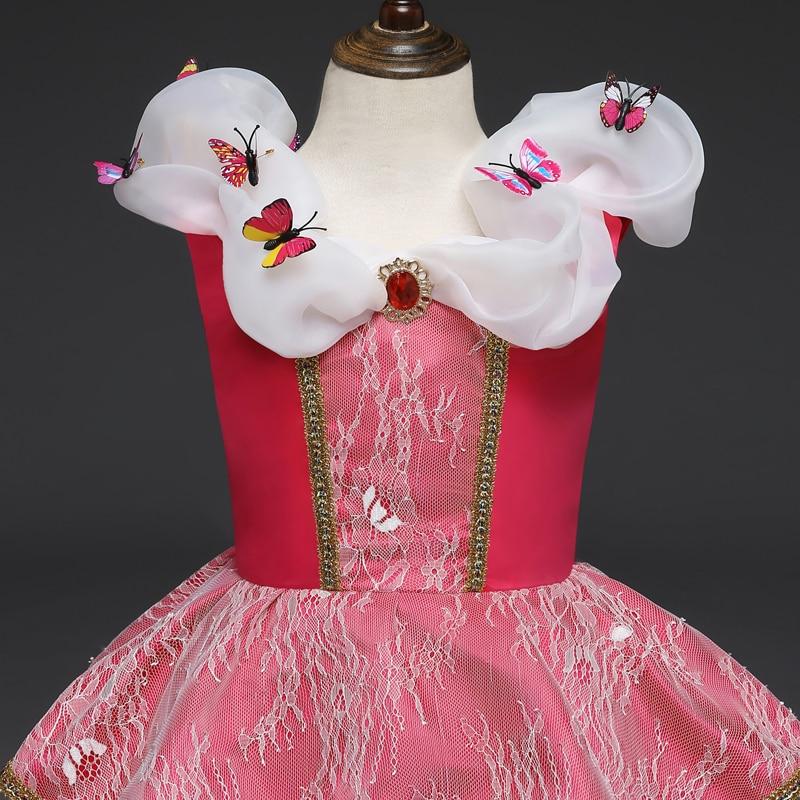 HTB1UQGLEFGWBuNjy0Fbq6z4sXXah Unicorn Dress Birthday Kids Dresses For Girls Costume Halloween Christmas Dress Children Party Princess Dresses Elsa Cinderella