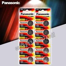 Panasonic Высокое качество литиевая батарея 10 шт./лот 3 в Li-Ion cr2016 кнопка батареи часы монета батареи cr DL2016 ECR2016 GPCR