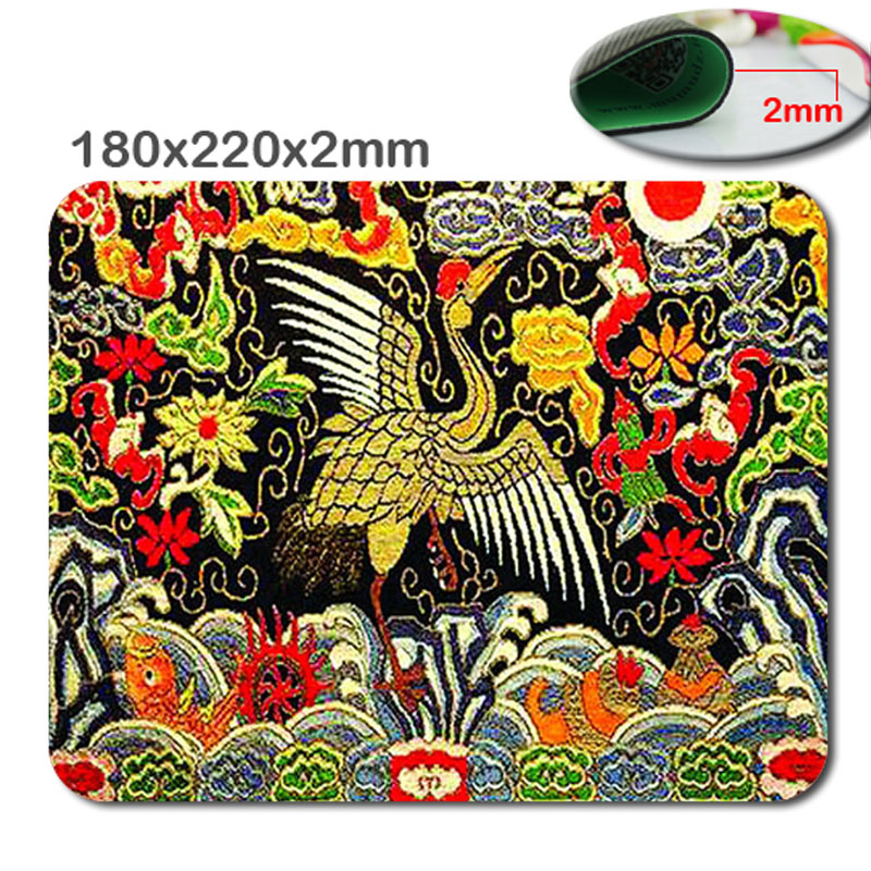 Classical Figure New Arrival Top Selling Print 18*22cm Rubber Rectangular Mouse Pad Computer Gaming Mouse Pad Gamer Play Mats