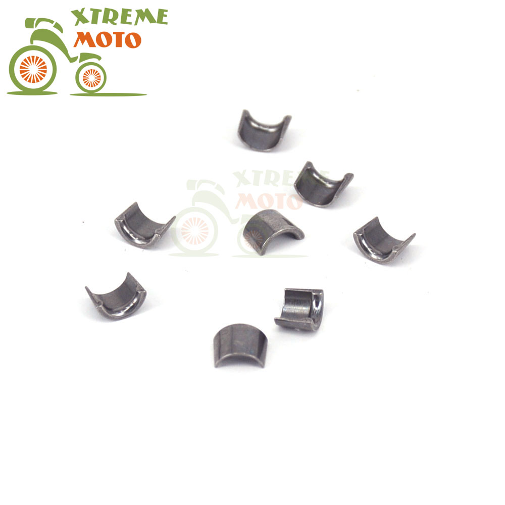 Motorcycle Valve Lock Clamp For <font><b>ZONGSHEN</b></font> 77MM NC250 <font><b>250cc</b></font> KAYO T6 K6 BSE J5 RX3 ZS250GY-3 4 Valves <font><b>Parts</b></font> image