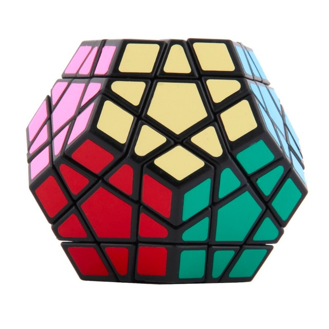 12-side Megaminx Magic Cube Puzzle Speed Cubes Colorful Learning&Educational Puzzle Magic Toys Classic New Hot