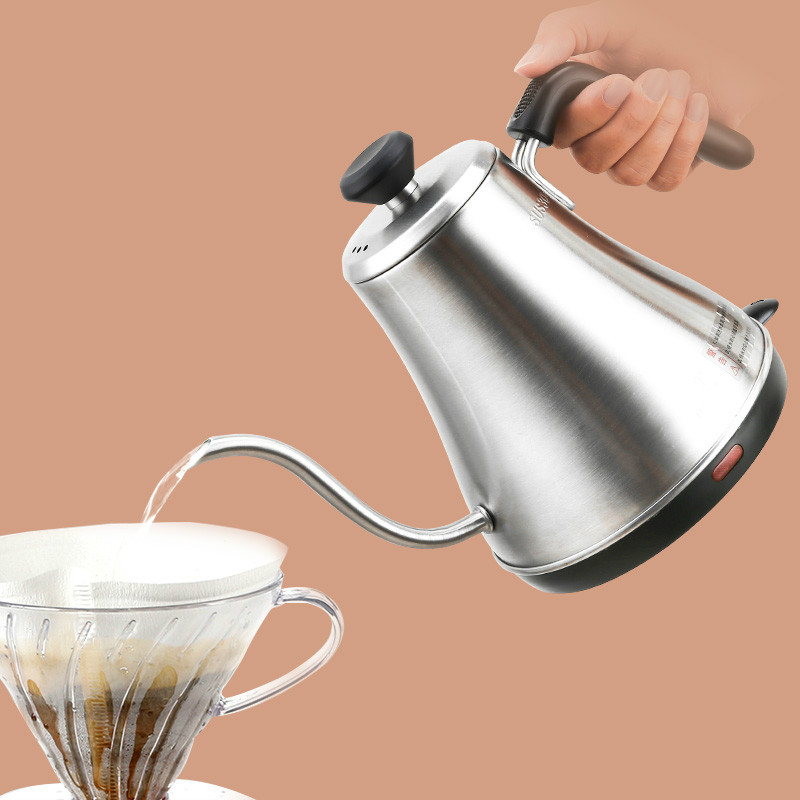 цена на NEW Kettle small capacity mini household long mouth electric bubble teapot