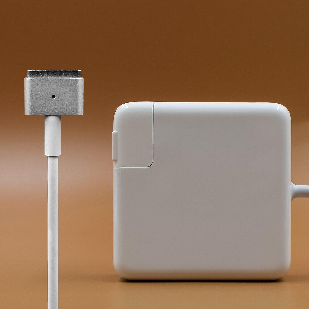 """100% Neue Getestet Macsafe 2 85 W 20 V 4.25a Power Adapter Ladegerät Für Apple Macbook Pro 15 """"17 """"retina Display A1425 A1398 A1424 Kann Wiederholt Umgeformt Werden."""