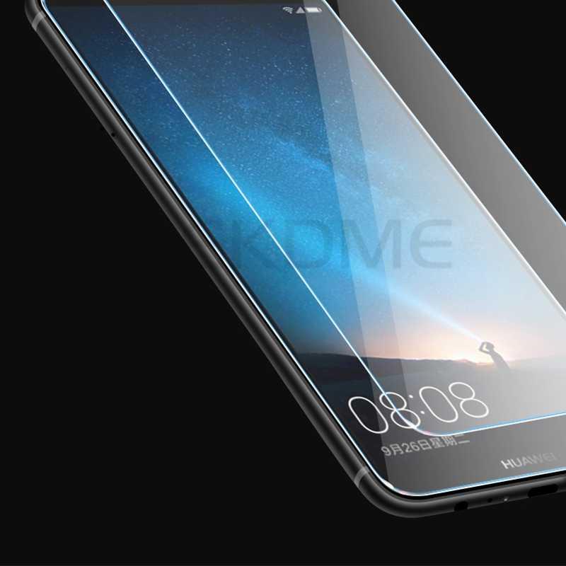 กระจกนิรภัยสำหรับ Huawei Honor V9 Play 10 V10 Note10 หน้าจอสำหรับ Honor 8X Max 8C Magic2 Enjoy 8 Plus 7C แก้ว