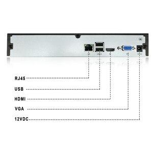 Image 2 - 16CH 5MP 1HDD NVR H.265+/H.265/H.264 CCTV UHD DVR Network Video Recorder Onvif 2.6 IP Camera 1 SATA P2P Cloud AEeye2.0