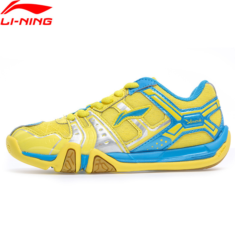 Li-Ning Men Badminton Shoes Wearable Anti-Slippery Comfort LiNing Breathable Sport Shoes Sneakers AYTJ073 XYY098 2017 original kawasaki badminton shoes men and women zapatillas deportivas anti slippery breathable for lover