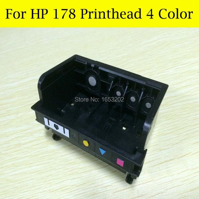 HOT!! 4 Cor Para HP178 cabeça de Impressora Para Impressora HP B110A B209A B210A CN216C CN245C CD035C CN225C para hp 178 da cabeça de impressão
